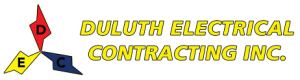Duluth Electrical Contracting Logo