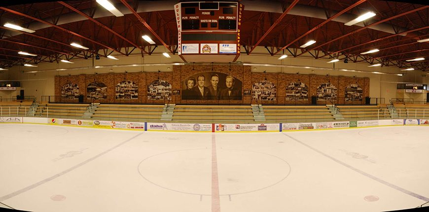 Heritage Sports Arena (Hunt Electric)