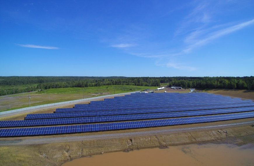 Black Bear Solar - 1MW Project (Hunt Electric)