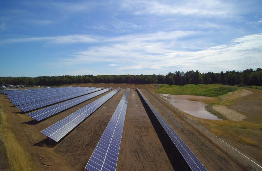 Black Bear Solar – 1MW Project (Hunt Electric)